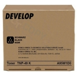 Toner TNP-49K - Develop ineo+ 3351/3851/3851FS